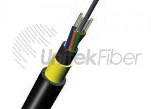 Double Sheath Non-metal Stranded fiber Optic Cable (ADSS-D)