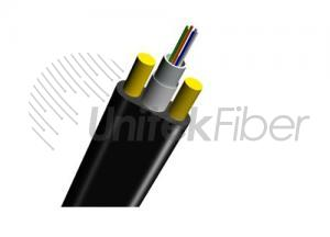 Supply ADSS Flat Drop Cable 12-24 fibers Self-Supporting GYFXTY