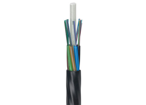 144 Cores Microduct Air Blown Optical Fiber Cable GCYFTY