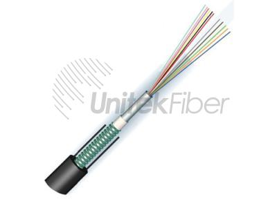 Central Loose Tube Outdoor fiber Optic Cable(GYXTW)