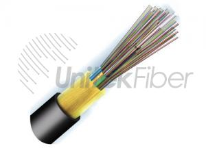 Stranded Loose Tube Non-Armored Fiber Optical Cable (GYFTY)