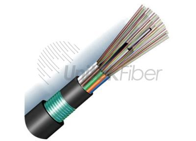 Double sheathed Glass Yarn Anti-rodent Fiber Optical Cable(GYFTY53)