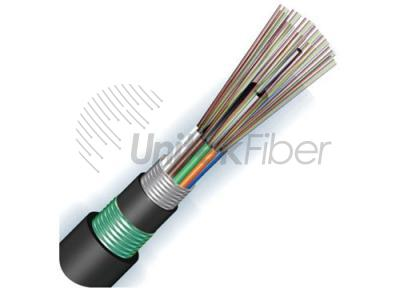GYTA53 Aluminum Double Sheathed Anti-rodent Loose tube Fiber Cable