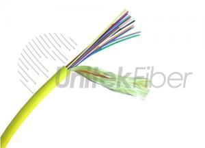 Central Tube Distribution Fiber Optic Cable for Indoor GJFJV