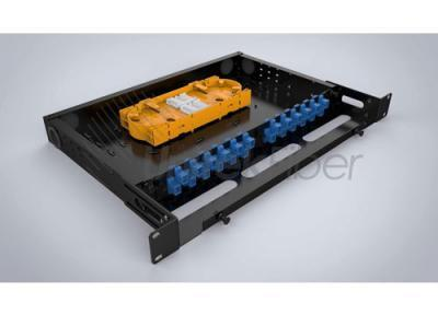 UF-FR-CLD-1U Fixed Type Rack Mounted Optical Terminal Box