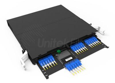High Density MPO & MTP Optical Cable Terminal Box for Data Room