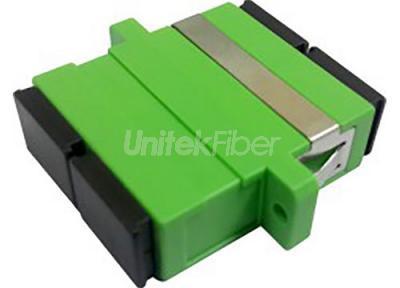 4x ST-ST Multimode Duplex Optical Fiber Optic Adapter Coupling Coupler Connector