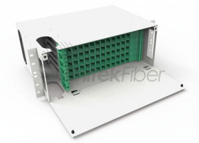 ODF Patch Panel for Fiber Communication