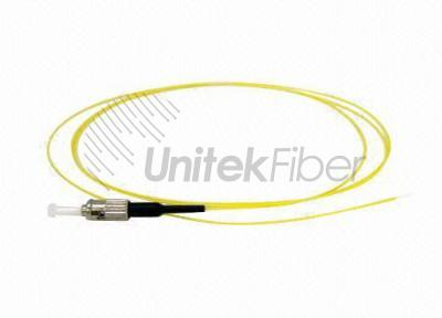 SC, LC, FC, ST Fiber Pigtail SM MM 0.9mm Tight Buffered PVC LSZH