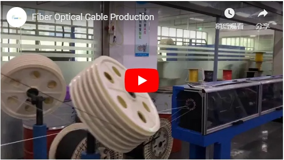 Fiber Optical Cable Production