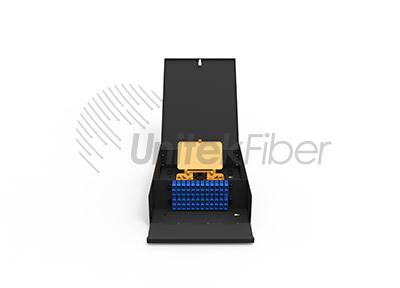 Wall Mounted Fiber Optica Enclosure 48 ports for LC Adapters