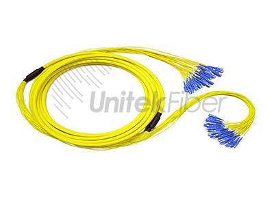 32 Fibers SC to SC Breakout Fanout Patch Cable