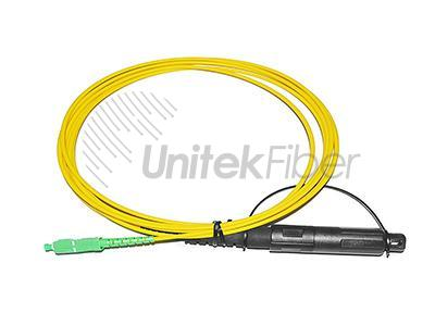 Outdoor FTTH Fiber Optical Patchcord Compatible with Corning Optitap