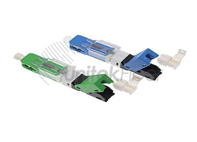 High Quality Optical fiber Fast Connector Ftth Solution SC APC UPC