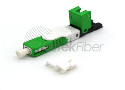 FTTH Single Mode Fiber Optic SC Quick Connector