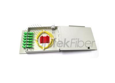 Mini FTTH Metal FTB Fiber Optic Terminal Box