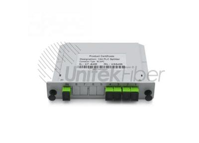ABS LGX Box type PLC Splitter 1x4 1x8 1x16 1x32 with SC Connection