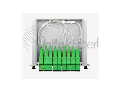 Best Price for LGX Box Fiber Optic PLC Splitter with SC APC UPC connection