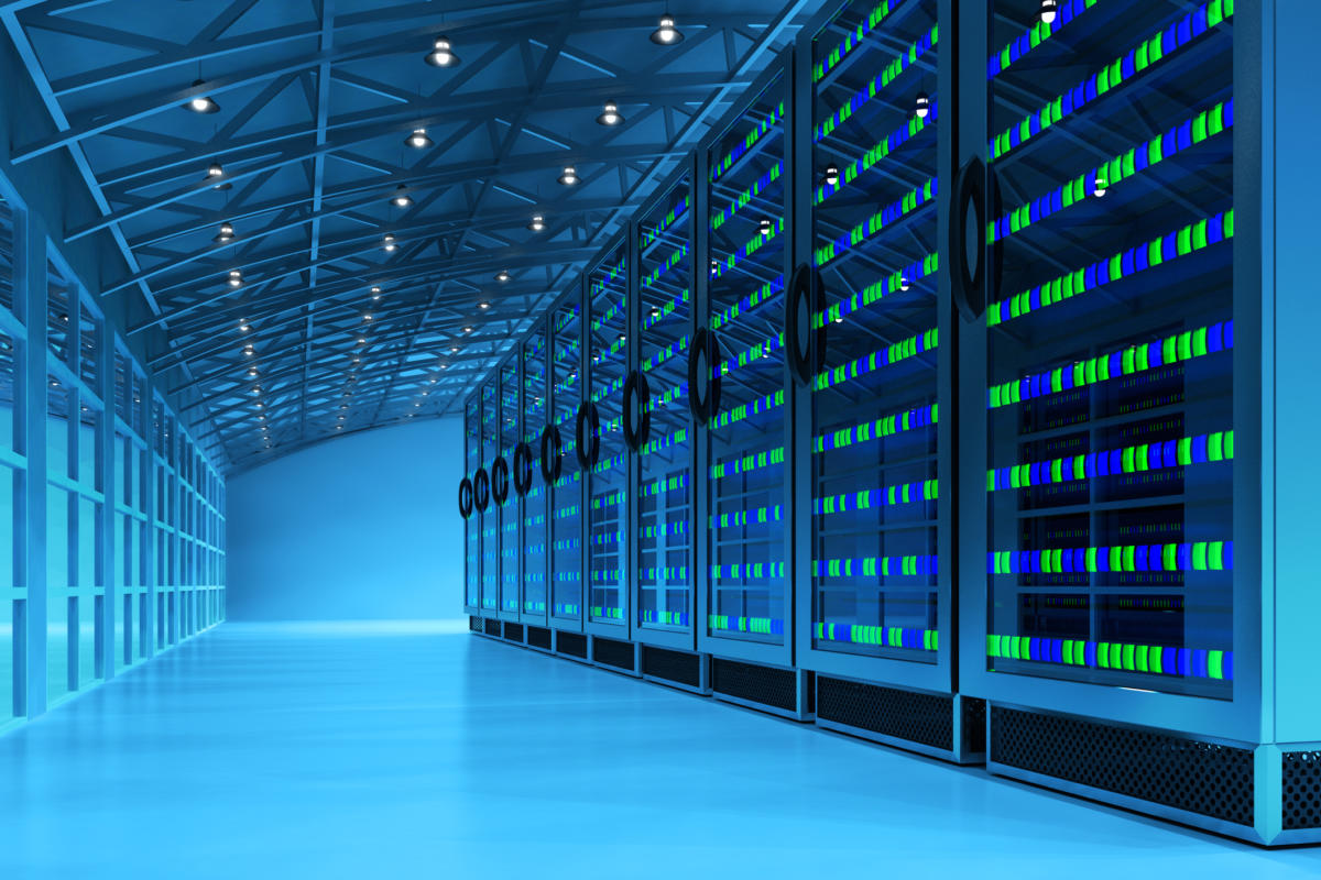 Technology of Data Center Optical Communication