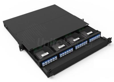 19 Inch Rack Mounted MPO MTP Module Fiber Optic MPO Patch Panel