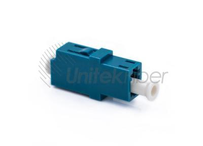 LC-UPC-to-LC-UPC-Fiber-Optic-Adapter-Plastic-Simplex-Single-Mode-Blue-Color-4