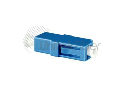 LC-UPC-to-LC-UPC-Fiber-Optic-Adapter-Plastic-Simplex-Single-Mode-Blue-Color-5