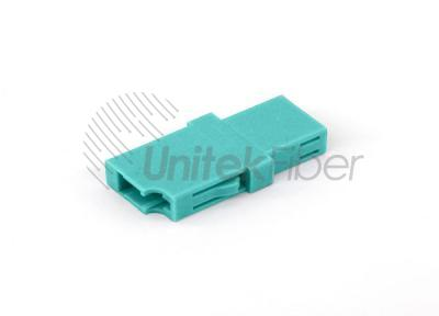 LC/UPC to LC/UPC Optic Adapter Simplex Multimode OM3 for FTTH Solution