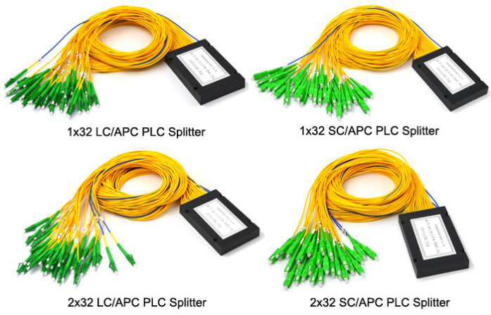 comparison between plc splitter and fbt splitter2