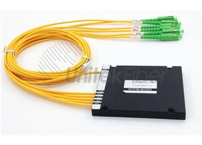 4 Channel 1528~1562nm 100G DWDM Mux/Demux Applied for Optical Access Network