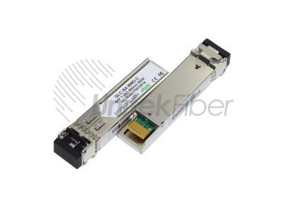 Cisco Compatible 1.25Gbps SFP Optical Transceiver With wavelength 850nm