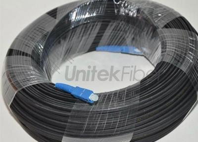 Fiber Optic Patch Cord, FTTH Drop Cable Jumper SC/APC/UPC G652D 100m LSZH