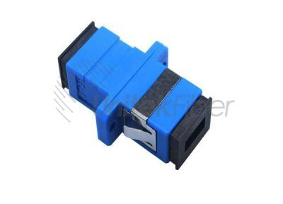 SC/UPC-SC/UPC SM Simplex Fiber Optic Adapter 0.2dB