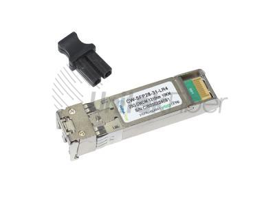 25G CWDM Pluggable Optic Transceiver SM 1310 10KM for 5G Ethernet