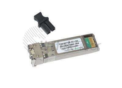 SFP28 25G Optical Transceiver With DOM Function 1270nm - 1370nm 10km 5G Fronthual Ethernet