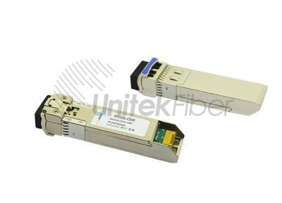 Fiber Optic Network Equipment 25G SFP28 Optical Transceiver Compatible Huawei Mikrotik 1330nm