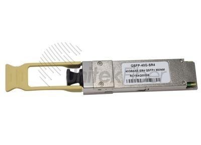 Supplying Optical Transceiver QSFP+ 40G Compatible With MPO Connector 850nm 150m DOM