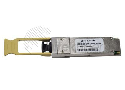 Supplying Optical Transceiver QSFP+ 40G Compatible with MPO Connector 850nm 150m DOM 5