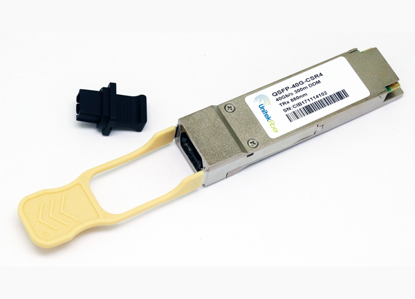 High Technology 40G QSFP+ Optic Transceiver With DMM Function Huawei Compatible