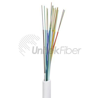 FTTx Access Indoor all-dielectric fiber optic micro cable 288cores G6571A Riser LSZH